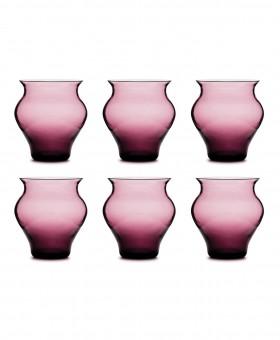 ANFORA AMETHYST GLASSES