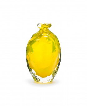 DATTERO YELLOW VASE