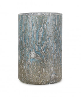 DENIM TALL VASE
