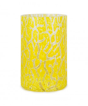 LEMON TALL VASE